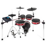 Alesis Strike Eight Piece Electronic Drum Kit with Mesh Heads