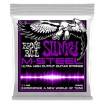 Ernie Ball M-Steel Power Slinky Ultra High Output Electric Guitar Strings 11-48