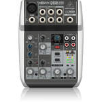 Behringer Xenyx Q502USB 5 Channel Mixer with USB Interface