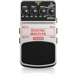 Behringer FX600 Digital Stereo Multi-Effects Pedal