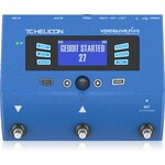 TC Helicon VoiceLive Play Vocal Effects Pedal with Looping