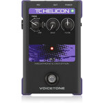 TC Helicon Voicetone X1 Megaphone and Distortion Vocal Effects Pedal