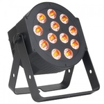American DJ 12P Hex High Powered Flat LED Par Can 12 x 12w