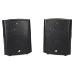 Australian Monitor AMPAV30B Powered Installation Speaker System - Black