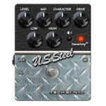 TECH 21 Sansamp Character US Steel Pedal
