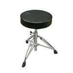 DXP DA1241 Heavy Duty Double Braced Drum Stool with Wide Angle Legs