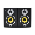 AVE Fusion4 Studio Monitors with 4 Inch Drivers - PAIR