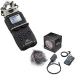 Zoom H5 Handy Recorder with APH-5 Accessory Pack