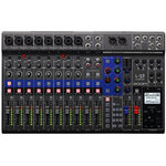 Zoom LiveTrak L-12 Digital Mixer & Recorder