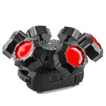 Chauvet DJ Helicopter Q6 Multi Effect LED Light with Strobe and Laser