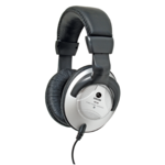 Carson HP30 Dynamic Stereo Headphones with Super Bass Response