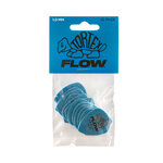 Dunlop Tortex Flow Standard Players Pack of 12 Picks 1.0 mm