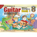 Progressive Guitar Method 1 for Young Beginners Book/CD/DVD