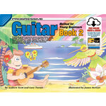 Progressive Guitar Method 2 for Young Beginners Book with Online Video & Audio