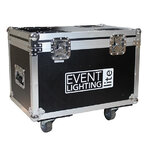 Event Lighting Road Case to fit 2 x LM7X30 Moving Heads