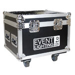 Event Lighting LM4CASE Road Case for LM75 and LM6X15