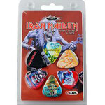 Perris 6-Pack Iron Maiden  Licensed Guitar Pick Packs