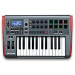 Novation Impulse 25 USB MIDI Keyboard Controller with Automap