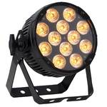 Event Lighting PAR12X12 12 x 12 Watt RGBWAU LED Pro Par