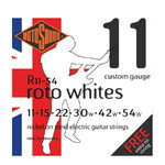 Rotosound R11-54 Roto Whites Electric Guitar Detune 11-54