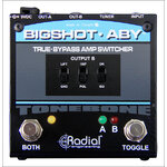Radial Bigshot ABY True Bypass Switcher Pedal