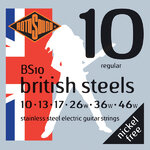 Rotosound British Steel Electric Guitar Strings - Regular 10 - 46