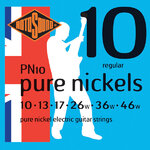 Rotosound Pure Nickels Electric Guitar Strings Regular 10-46
