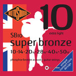 Rotosound Super Bronze Phosphor Bronze Acoustic Guitar Strings