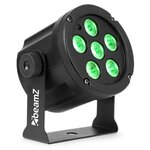Beamz SLIMPAR-30 RGB LED Par Can with Remote