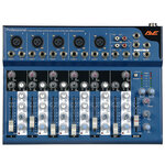 AVE STRIKE7 Compact 7 Channel Analogue Mixing Console with Delay