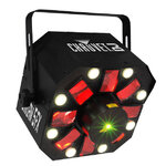 Chauvet DJ Swarm 5 FX LED Strobe Derby Effects Light with Lasers