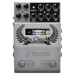 Two Notes Le Clean Dual Channel Tube Preamp Pedal with MIDI